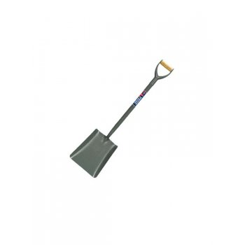 Spear & Jackson Tubular Steel Square Mouth No2 Shovel 2002AR