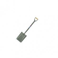 Spear & Jackson Tubular Steel Taper Mouth No2 Shovel 2000AC
