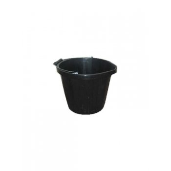Stadium Building Products Black Builders Bucket 3 Gallon