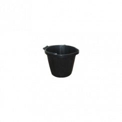 Stadium Black Builders Bucket 3 Gallon