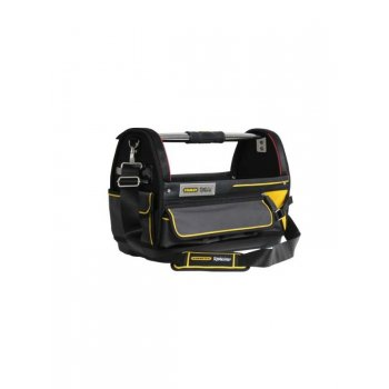 "Stanley FATMAX 18"" HARD BASE OPEN TOTE BAG"