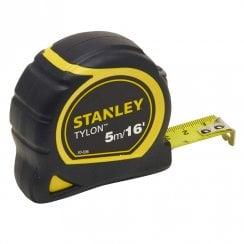 STANLEY Tylon Tape, 5m/16ft