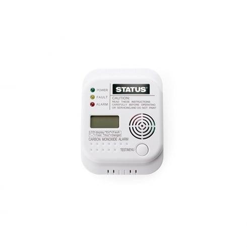 Carbon Monoxide Alarm - 85 Decibels