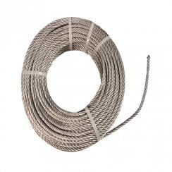 3mm Steel Wire Rope - 30mtr