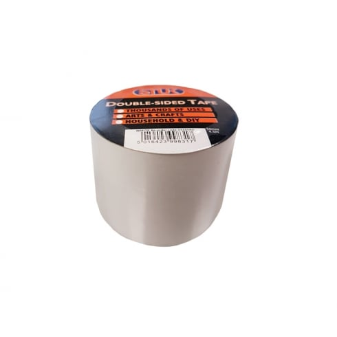 STUK Double Sided Tape - 50mm - 4.5m