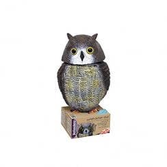 Wind Action Owl - Pest Deterant