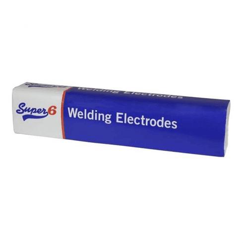 Super6 Welding Electrode 2.5 x 350mm Pack of 275 (5KGS)