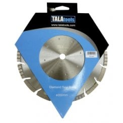 Tala General Purpose Universal Segmented Diamond Blade 115mm