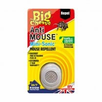 The Big Cheese Anti Mouse Repellent Mini-Sonic STV826