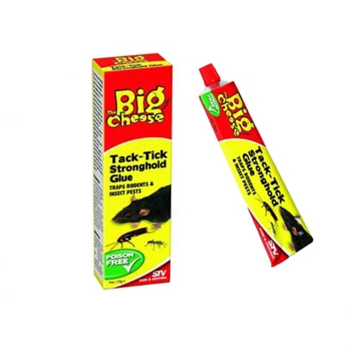 THE BIG CHEESE TACK - TICK RODENT GLUE STV181