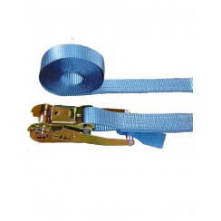 Lorry Ratchet Straps 50mm 10 Meters (Polyester Cargo Lashing)