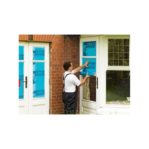 Blue Window Protection Film