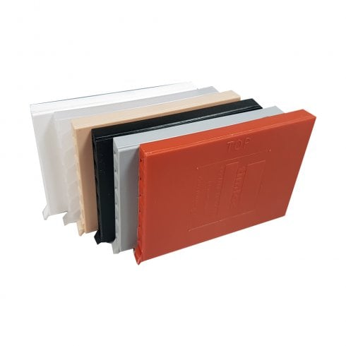 Cavity Wall WEEP VENT (WHITE, GREY, BLACK, CLEAR, BUFF or TERRACOTTA)