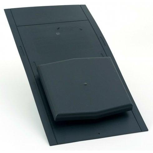Timloc Universal Slate Roof Vent Tile Ventilation Sizes 610 x 305mm & 510 x 255mm