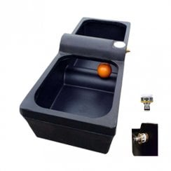 30 Gallon Water Trough/Drinker plus Hozelock Metal Tap Adaptor