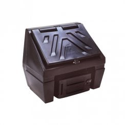 Titan Coal Bunker 3 Bag 150kg Capacity in Black