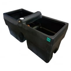 Large PVC Cattle/Horse Water Trough 90 Gallon Drinker
