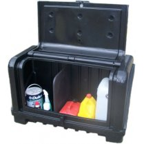 Maxi Store - Inside and Outside Storage Compartment/Tool Box