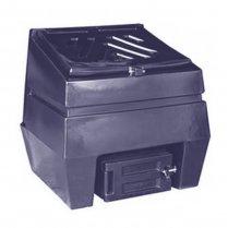 Titan Coal Bunker 300kg/6 Bag - Plastic fuel Storage bunker