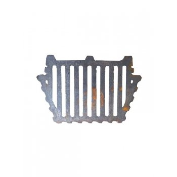 "Tor MK2 Cast Iron Fire Grate 16"" Flat"