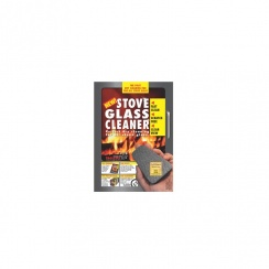 TROLLULL STOVE GLASS CLEANER 2PK