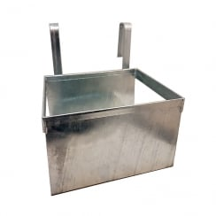 Rectangular Lick Bucket Holder