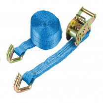 WARRIOR™ RATCHET STRAPS WITH CLAW HOOKS