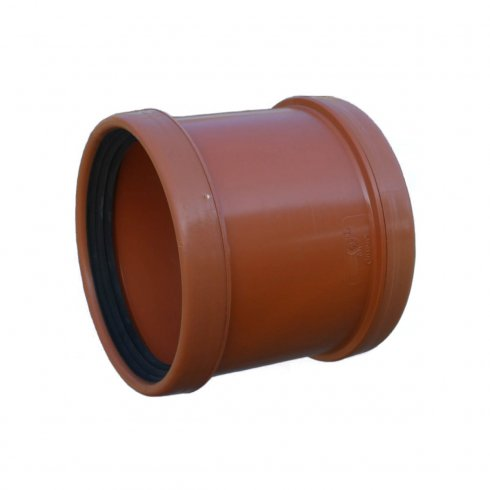 100mm Underground Drainage Double Socket Repair Collar