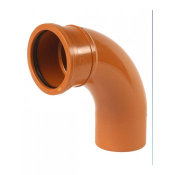 "Wavin 160MM 90 DEG S/S SEWER BEND(6"")"