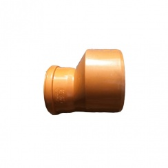 "160mm To 110mm Underground Drainage Reducer (6"" - 4"")"