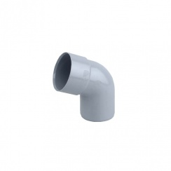Soil Pipe 67DEG Bottom S/S Offset Bend(GREY)