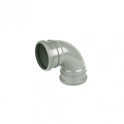 Soil Pipe Bend 92.5DEG D/S (GREY)