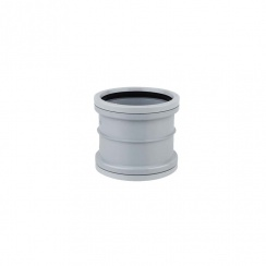 Soil Pipe Connector 110mm (GREY)