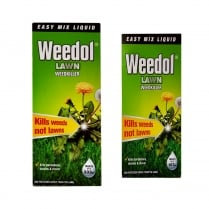 Weedol Lawn Weedkiller - Various Sizes