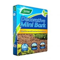 WESTLAND DECORATIVE MINI BARK 100LT BAG
