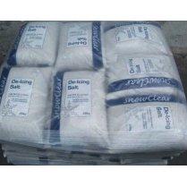 Snowclear De-Icing Salt 25kg (Pallet of 42 Bags)