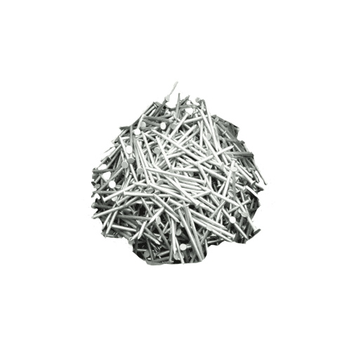 YDS 1Kg Pack-Galvanised Round Wire Head Nails
