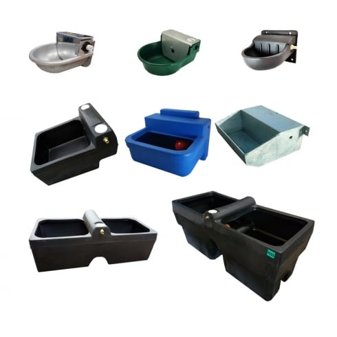 YDS Water Troughs, Drinking Bowls and Drinkers