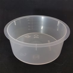120ml Plastic Measuring Cup (50Cups)