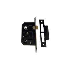 "2 1/2"" Standard 3 Lever Bathroom Lock"