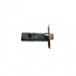 "75mm Tubular Latch (3"") - Brass / Black / Bronze/ Nickel"