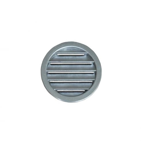"Your Diy Shop Aluminium Wall Vent Round 4"" or 6"""