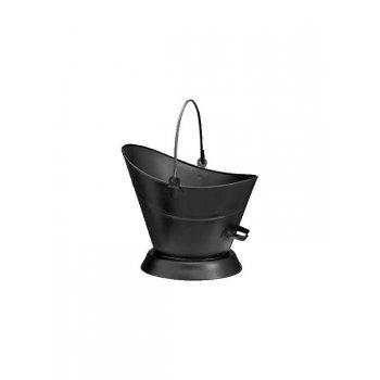 Black Waterloo Coal Bucket