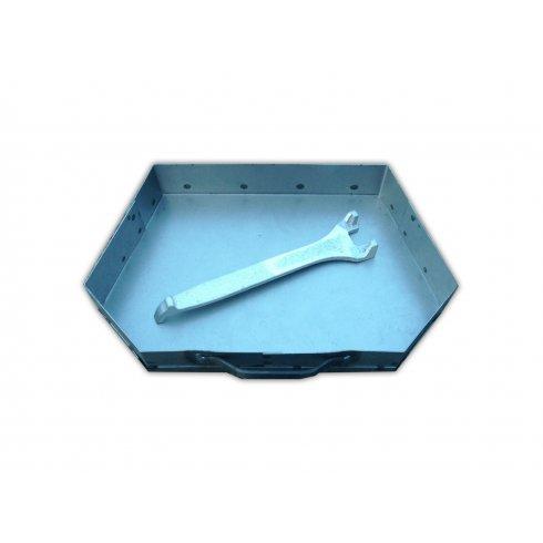 """Your DIY Shop Classic Ashpan & Lifting Tool Set 16"""" or 18"""""""