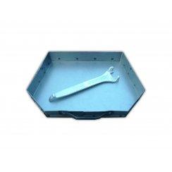 "Classic Ashpan & Lifting Tool Set 16"" or 18"""