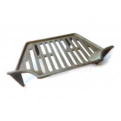 "Classic Guardette Cast Iron Fire Grate 16"" - 4 Legs"