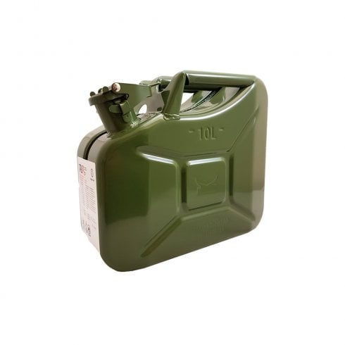 Your DIY Shop Compact Steel Jerry Can 10litre