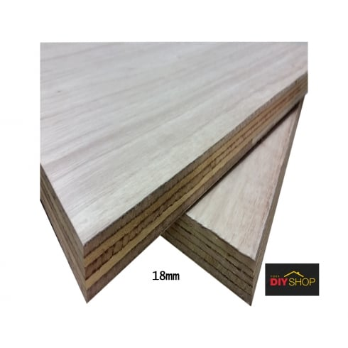 Construction Marine (LW)* Plywood BS1088 Marine Grade - 1220mm X 605mm (48