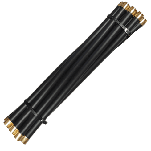 Your DIY Shop Drain Rods / Chimney Rods (Pack of 5)