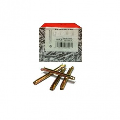 Express Nails M6 x 60mm - Box of 100 - (Quick Anchors)
